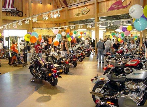 Get Financed   Big Barn Harley‑Davidson®   Des Moines Iowa